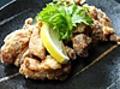 料理メニュー写真桜姫鶏の唐揚げ