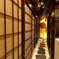 個室居酒屋 魚こまち uokomachi 新橋店の雰囲気1
