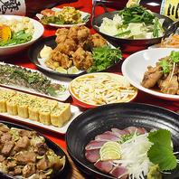 なんといっても食べ放題!40種類以上の豊富な品揃え!