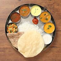 神奈川でも数少ない、南インド料理!