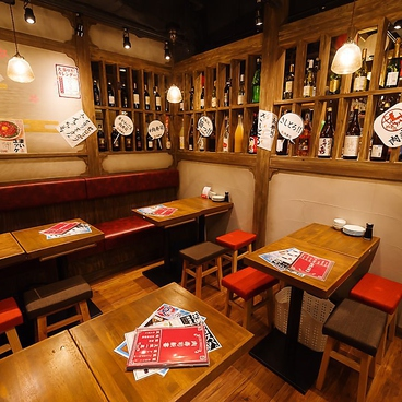 かわごえ 肉寿司の雰囲気1