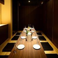 専属デザイナー監修◆和風の完全個室