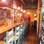 カフェとバール プエブロ PUEBLOの雰囲気2