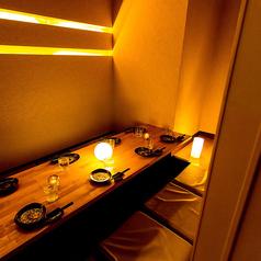 個室居酒屋 うおや 田町本店の雰囲気1