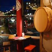 かわごえ 肉寿司の雰囲気2