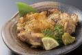 料理メニュー写真長州黒かしわの塩焼き