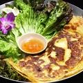 料理メニュー写真【ホーチミン名物】バインセオ (ベトナム版お好み焼き)