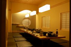 茶室風個室