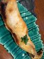 料理メニュー写真大トロサーモン塩焼き