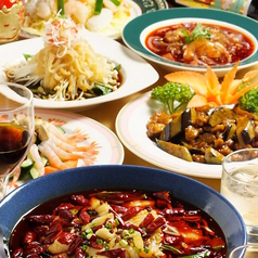 萬来仙閣のおすすめ料理1