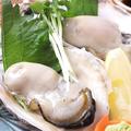 料理メニュー写真岩牡蠣(夏季のみ)