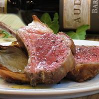 ワインに合うお肉料理