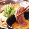 料理メニュー写真馬肉のすき焼き(2人前より)