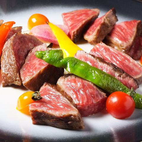 【京都駅】京都の食材にこだわった自慢のお肉×京タパス×種類豊富な国産ワインが◎