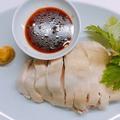 料理メニュー写真白鶏