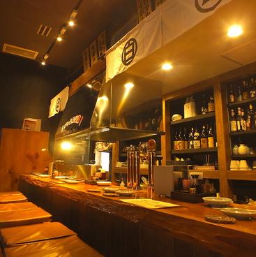 炭火串焼 シロマル 千葉ニュータウン店の雰囲気1