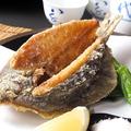 料理メニュー写真カレイ唐揚げ