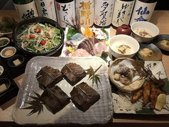 四季百選 相鉄フレッサイン東京錦糸町1Fのコース写真
