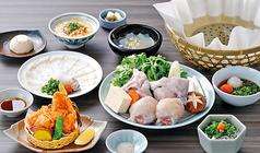 ふぐ料理 玄品 銀座新橋のコース写真