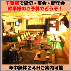 6Sense 千葉駅前店のコース写真