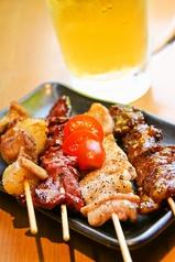 炭火串焼 松ちゃんのおすすめ料理1