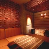 【VIP個室×貸切】【RoomNo204】4~7名、大型ソファベッド有