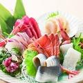 料理メニュー写真お刺身七点盛り(3~4名様用)