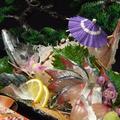 料理メニュー写真五島の真サバ刺し