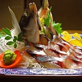 料理メニュー写真活魚お造り