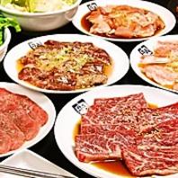じゅわ~っととろけるお肉★各種食べ放題コースも◎
