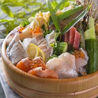 横浜エリア鮮度NO,1宣言★羽田市場の朝獲れ鮮魚をご堪能