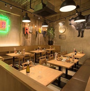神田の肉バル ランプキャップ RUMP CAP 新宿西口店の雰囲気1