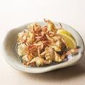 料理メニュー写真平爪蟹のおつまみ揚げ