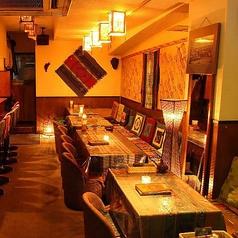 マンダラ Mandala 渋谷店の雰囲気1