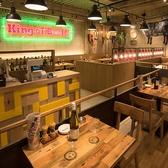 神田の肉バル ランプキャップ RUMP CAP 新宿西口店の雰囲気2