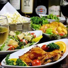 貸切パーティースペース AL アル 新宿東口店のおすすめ料理1
