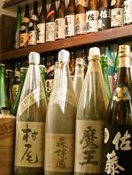 梅酒・焼酎、各100種以上の圧巻の品揃え