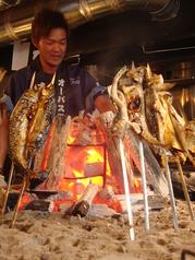 北海道レストランのコース写真
