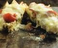 料理メニュー写真フレッシュトマトチーズ玉