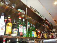 アルコールもたくさん