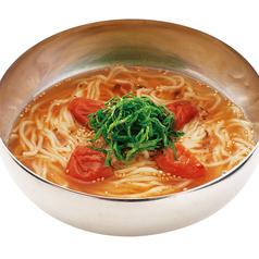 料理メニュー写真牛角冷麺/梅しそ冷麺