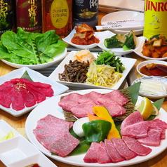 焼肉酒家 明香苑 亀戸店のおすすめ料理1