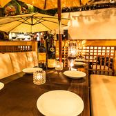 ■周りを気にせずにガヤガヤ出来るので20~30人規模での宴会にピッタリです♪新宿でのご宴会、女子会、誕生日、記念日ご相談ください♪