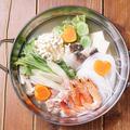 料理メニュー写真琉球寄せ鍋