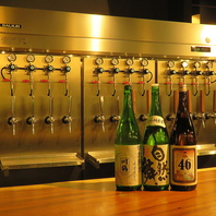 利き酒師の提案する全国各地の日本酒