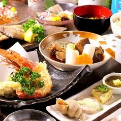 武蔵乃のおすすめ料理1