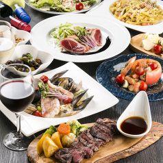 肉バル オーブン 新橋店のおすすめポイント1