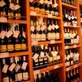 カレッタ汐留地下に広がる最大級バルが新登場!ワインはじめ、ドリンク各種豊富にご用意しています★