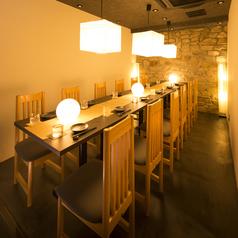 居酒屋 九州に惚れちょるばい 赤羽店の雰囲気1