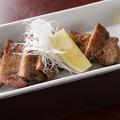 料理メニュー写真仙台風牛タン焼き